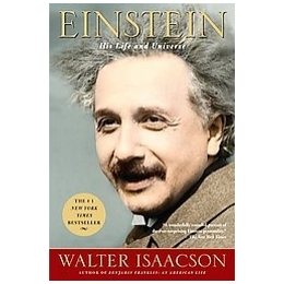 Einstein His Life and Universe Walter Isaacso